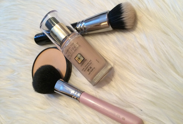 Make-up, Liebling, max faktor, matt, make up für ölige haut
