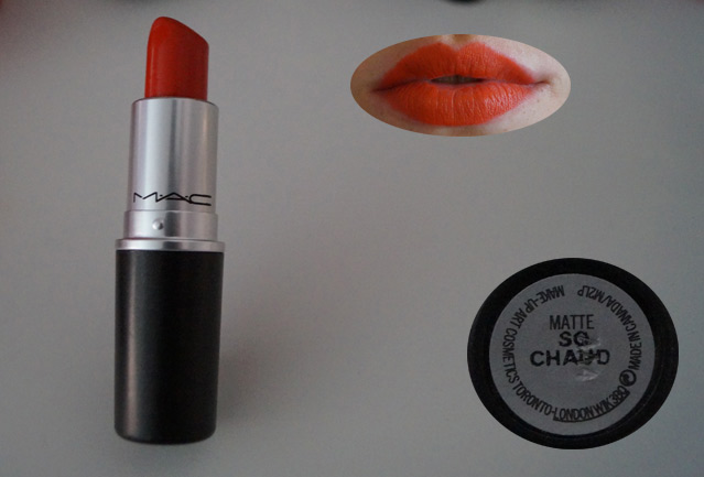 MAC, Lippenstifte, MAC Kosmetic, Lippen, Myth, Velvet Teddy, Russian Red, Review, Tragebilder MAC