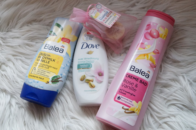 Haul, DM, Oktober, 2015, Dove, Balea, MAC, Trend it up, Trockenshampoo, MAC
